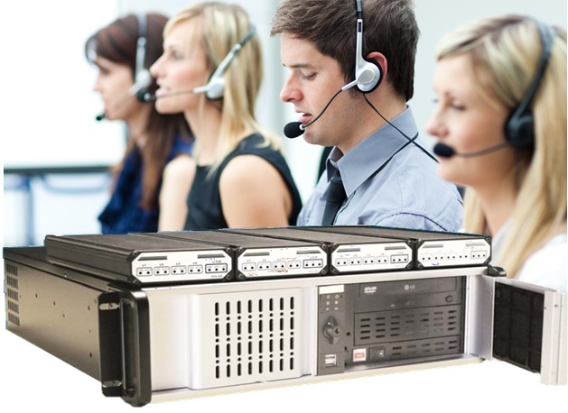 Call center call logger system dubai uae