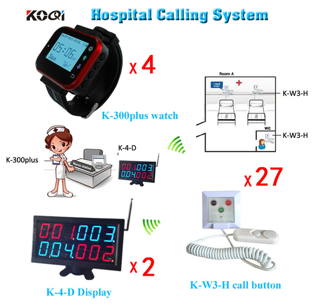 Hospital Paging System Dubai UAE