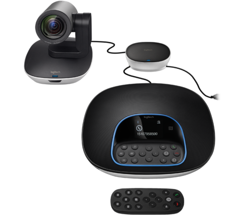 Logitech Group Video Conferencing System Dubai UAE
