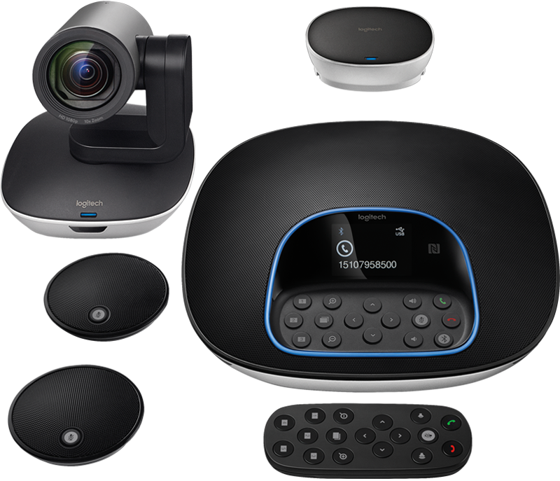 Logitech Video Conference System Dubai UAE