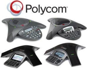 Polycom Audio Conference System Dubai