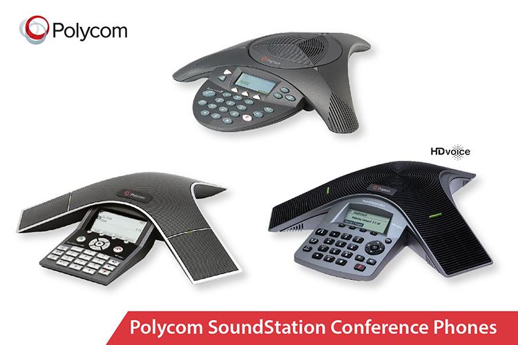 Polycom Audio Conferencing Phone Dubai UAE