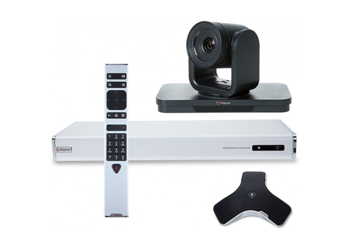 Polycom Realpresence Group 500 Conferencing Dubai UAE