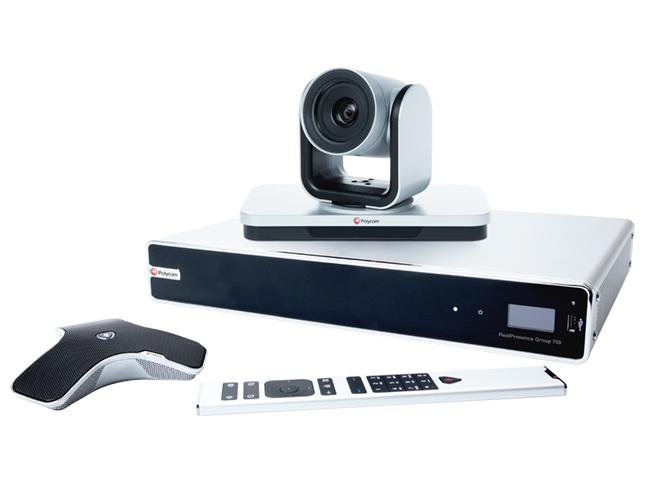 Polycom Realpresence Group 700 Conference System Dubai UAE