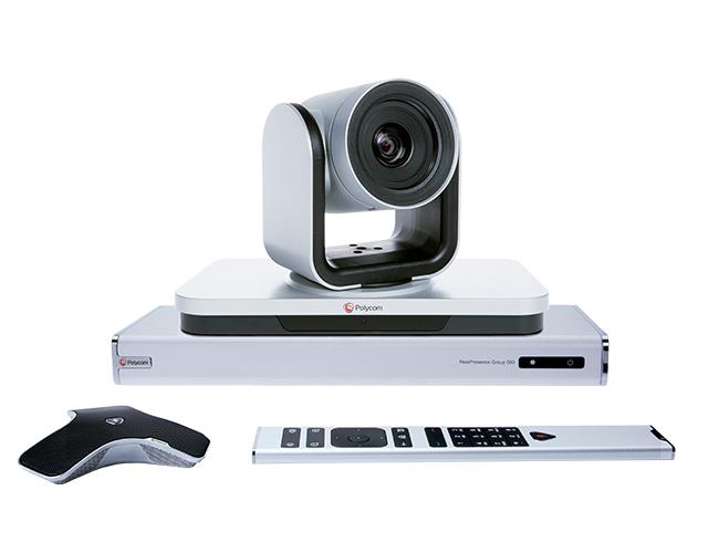 Polycom Realpresence Group Video Conference System Dubai UAE