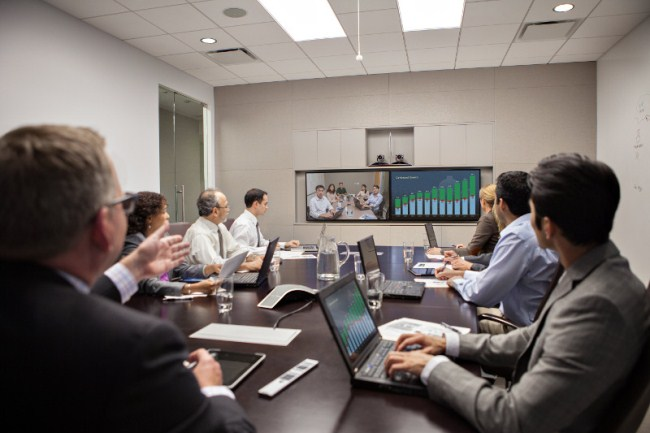 Polycom Video Conference System Dubai UAE