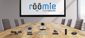 Roomie Video Conference System Dubai UAE