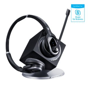 Sennheiser DW Pro 2 Skype For Business Headset Dubai UAE