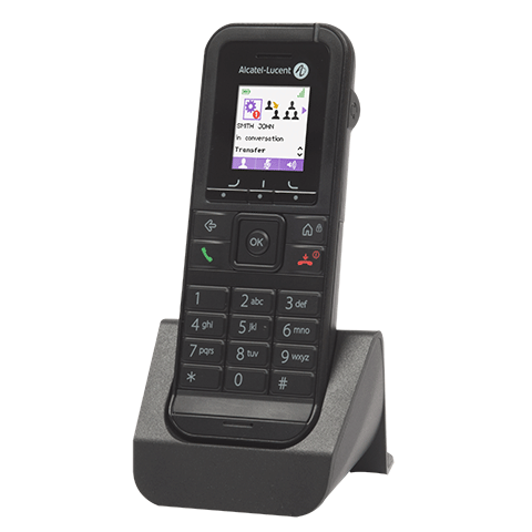 Alcatel lucent 8232 dect wireless phone dubai