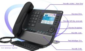 alcatel lucent 8058 s premium ip telephony dubai