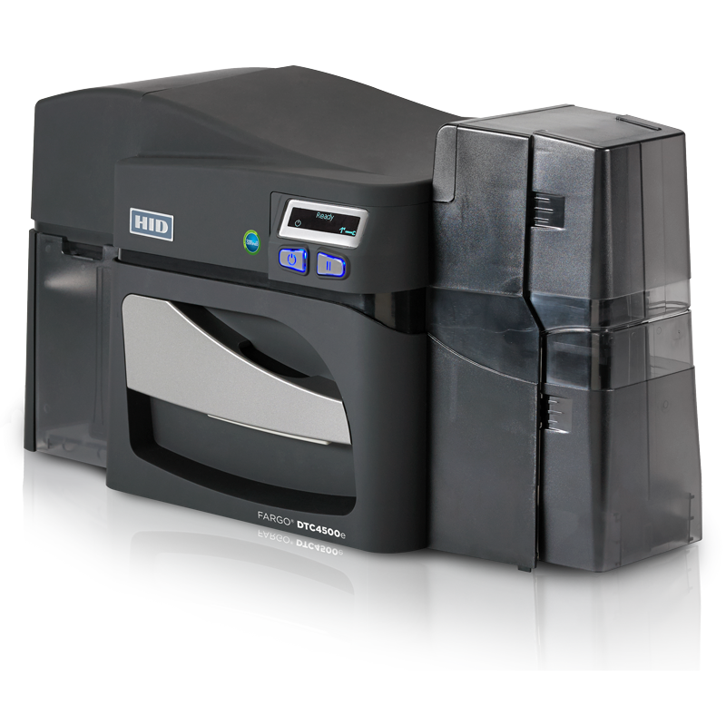 Hid Fargo ID Card Printer Solution Dubai UAE