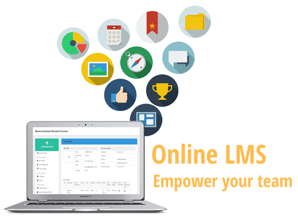 Learning Management Software Solution