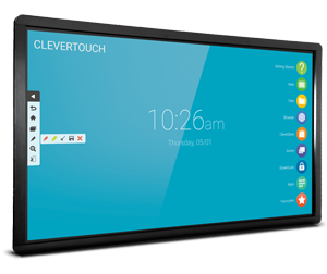 Clevertouch Interactive Flat Panel Display Dubai UAE